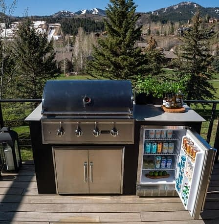 moks with best rated outdoor kitchen appliances
