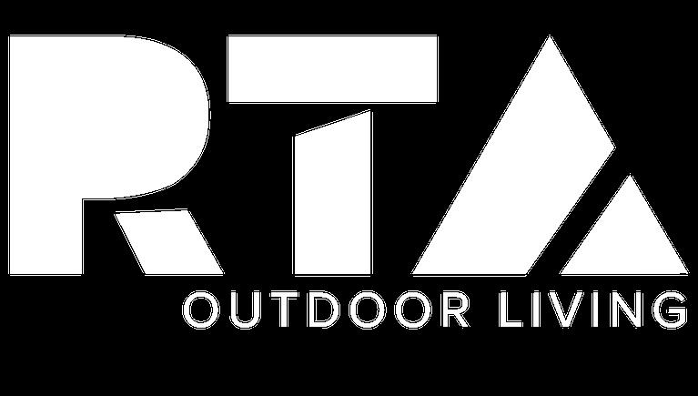 RTA Outdoor Living Logo White