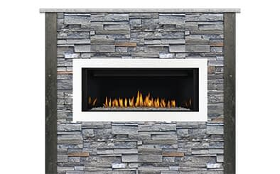 Recommended Product Outdoor Linear Gas Fireplace