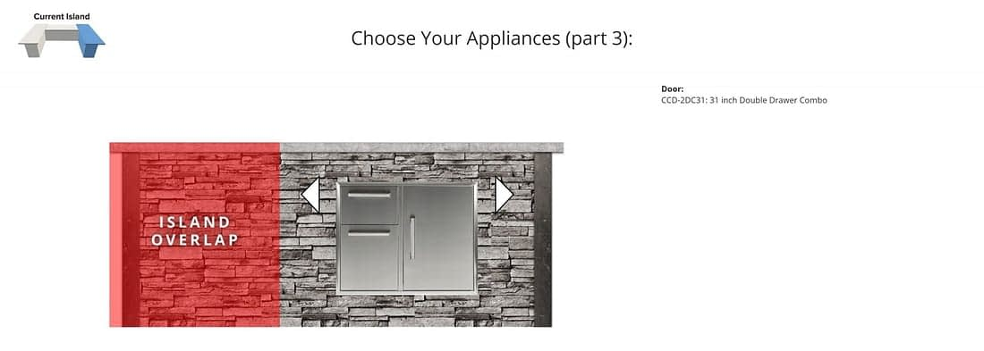 choosing appliances for summer kitchen designs